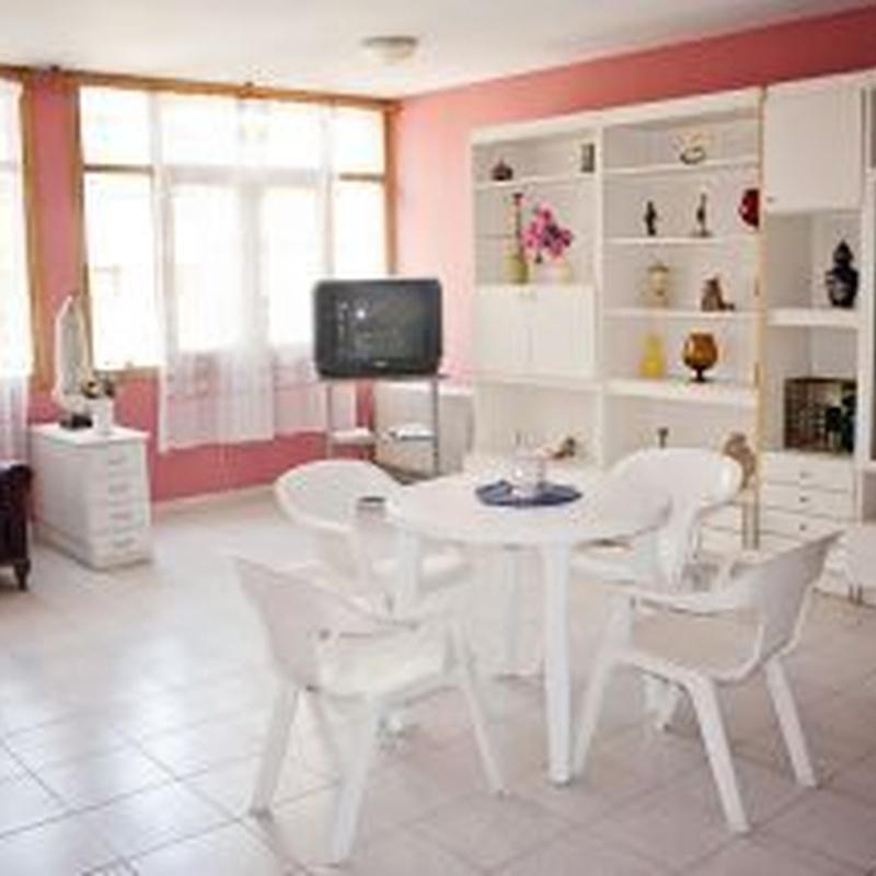 Instalaciones: Servicios de Residencia Fundació Llar Santa Anna