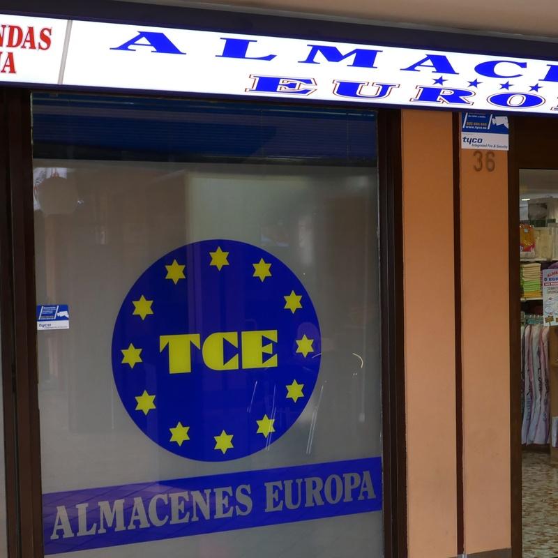 Almacenes Europa: Nuestros locales de Zoco Villalba