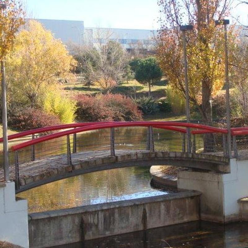 Puentes y Puertas en nuestro viaje