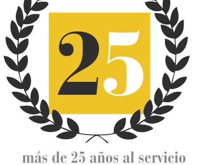Más de 25 años al servicio de la construcción