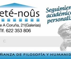 Vídeo Areté-Noûs. Seguimiento académico personalizado
