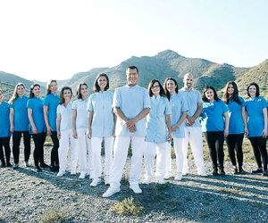 El equipo de Centros Valverde