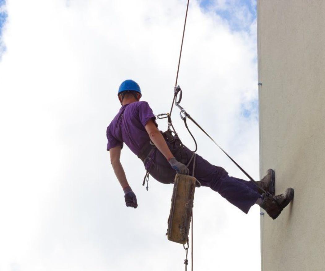 Características de lo trabajos verticales
