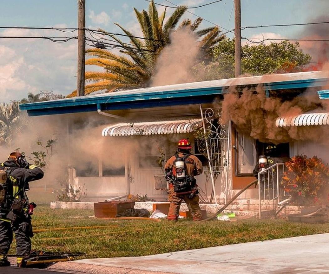 Cómo actuar ante un incendio en casa (I)