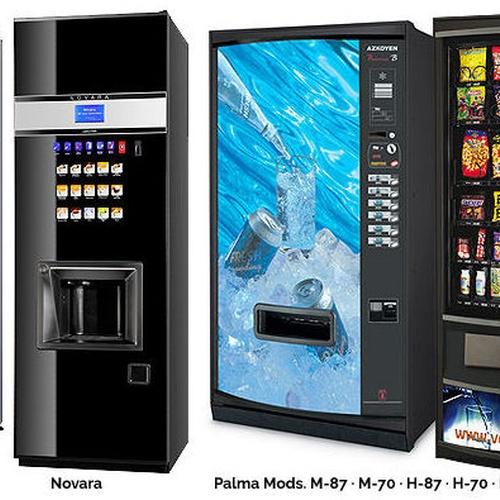 Máquinas de vending en Bizkaia | Bizkaivending