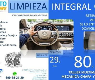 LIMPIEZAS INTEGRALES