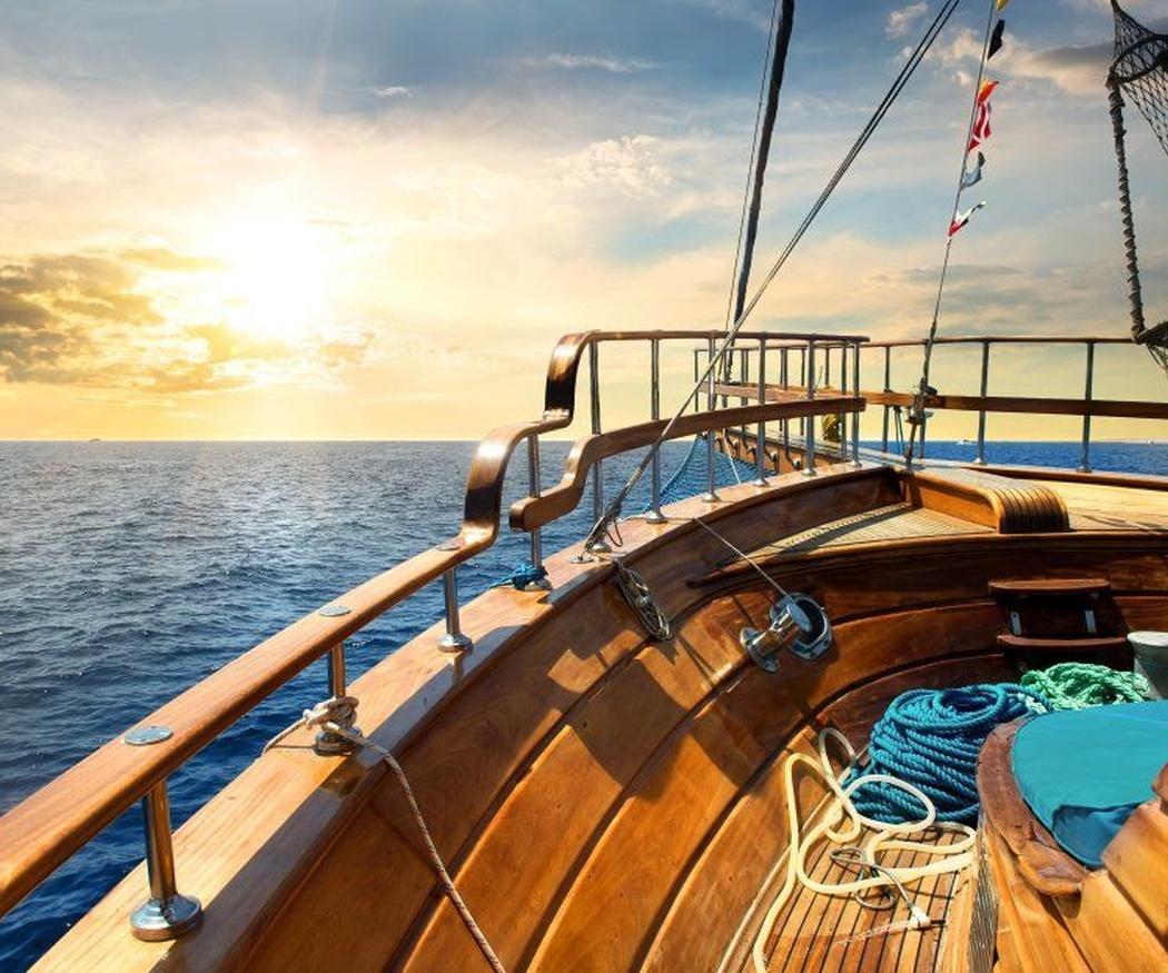 La licencia para navegar