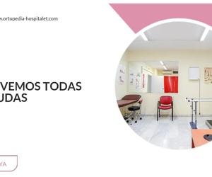 Sillas de ruedas en Hospitalet de Llobregat | Ortopedia Hospitalet
