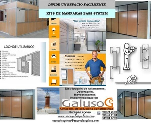 MAMPARAS BASS SYSTEM