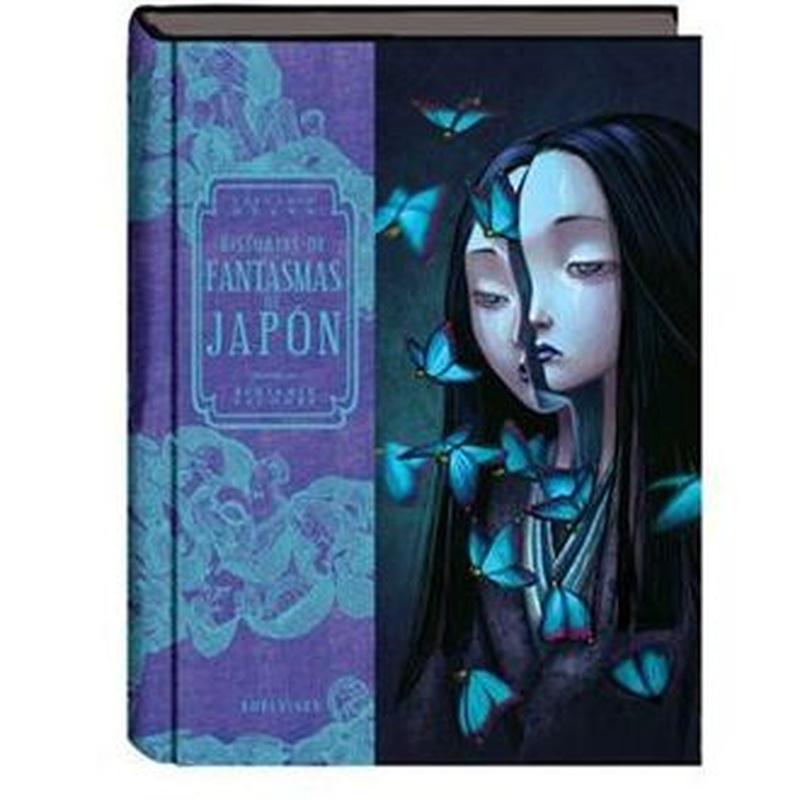 HISTORIAS DE FANTASMAS DE JAPÓN: El Bosque de las Palabras de Librería Infantil El Hada Lucía