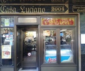 Restaurante en Atocha