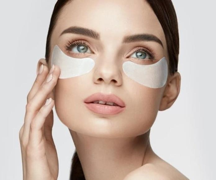 Presoterapia de ojos