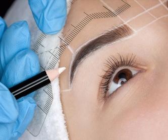 Alisado de cejas con queratina: Servicios y Tratamientos de Neodermal Malaga