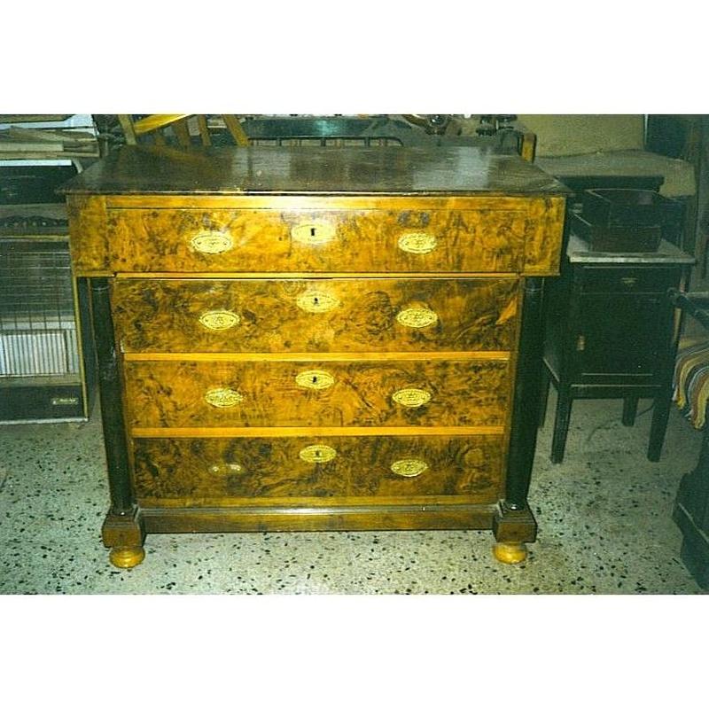Muebles de madera: Restauraciones de Restaurador Jesús Fernández García
