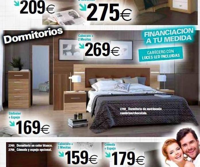 Dormitorio Matrimonio Torrejón