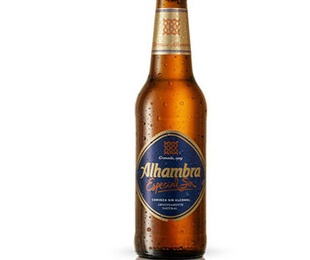 Alhambra Sin Alcohol