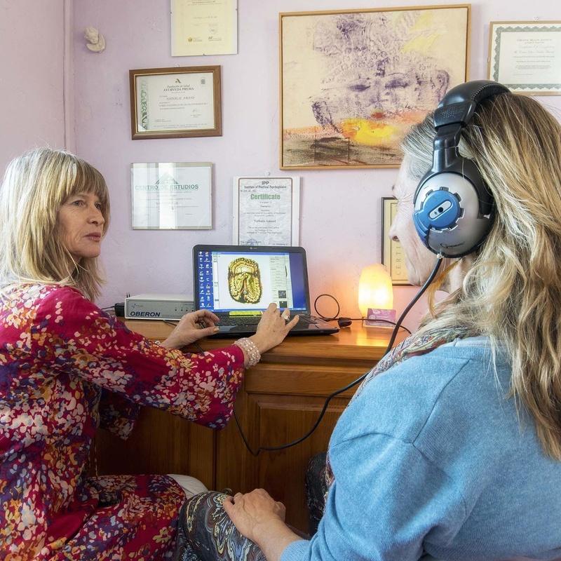 Terapia frecuencial de Biorresonancia Oberón: Terapias de QoriSalud, Bienestar Integral en Polop de la Marina