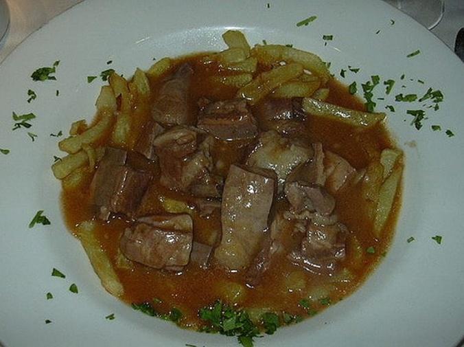 La caldereta manchega, un delicioso plato de cordero