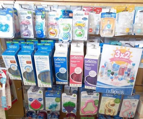 Farmacia especializada en productos para el bebé en Culleredo