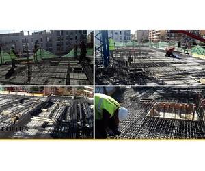 Construcción de 24 viviendas de lujo en Guinardó (Barcelona)