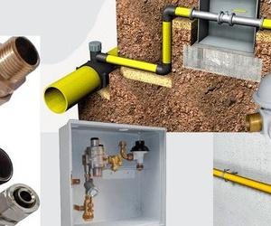 Instalaciones de gas natural en Vigo