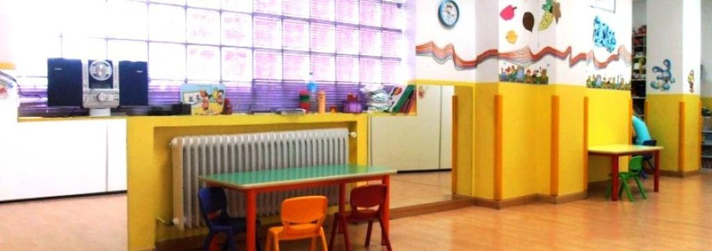 Guarderías y Escuelas infantiles en Madrid | Juncos