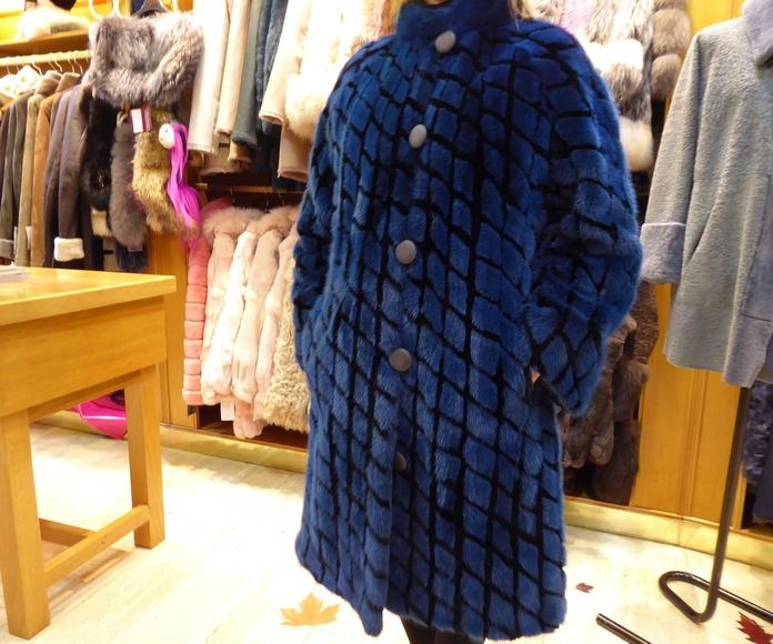 Abrigos de piel: Prendas de piel de Peletería Pebas
