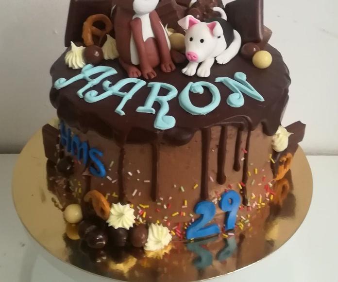 drip cake perros