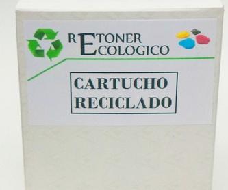 CARTUCHO HP 901 XXL COL: Catálogo de Retóner Ecológico, S.C.