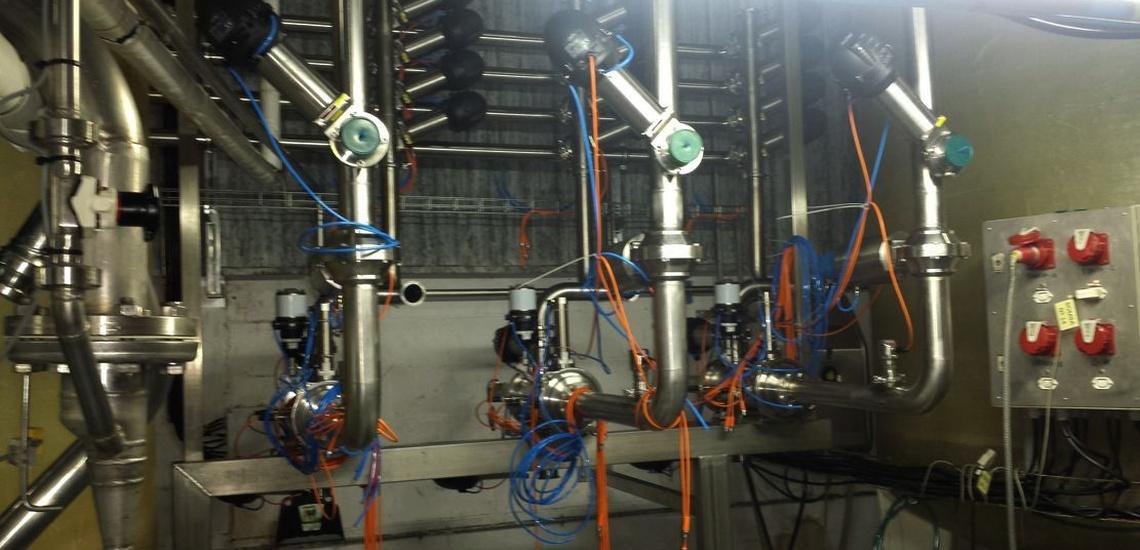 Cuadros eléctricos en Tarragona industriales
