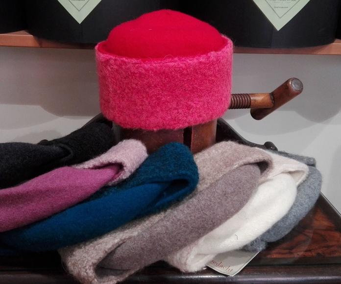 Colección Bedatch: Catálogo de Sombrerería Citysport
