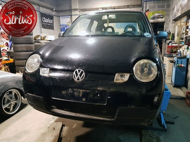 VW Lupo - Kit 3L y H&R