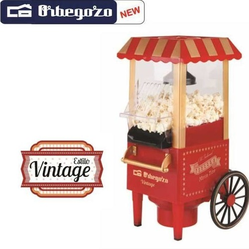 Maquina para hacer palomitas - vintage -