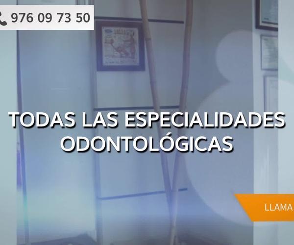Clínicas dentales en Zaragoza | Clínica Dental Irudent