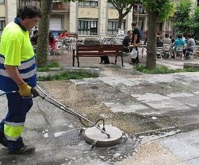 Los urretxuarras tomarán parte en la limpieza viaria