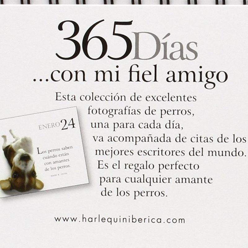 365 días con mi fiel amigo