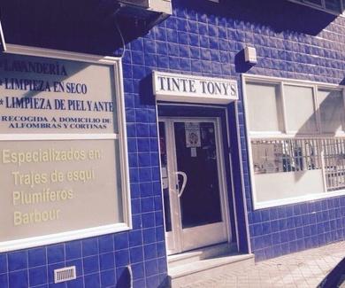 Tintorerías a domicilio Madrid