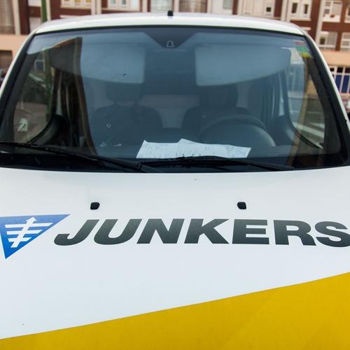 Reparación de calderas Junkers en Burgos
