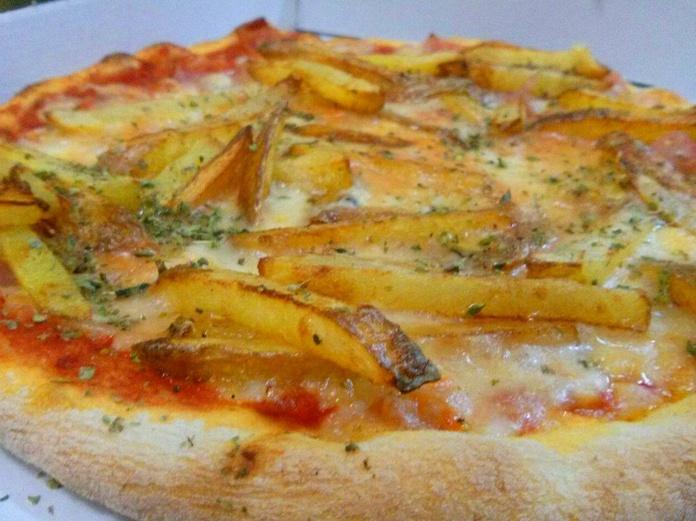 Pizzas: Carta de Sicilia a la Carta