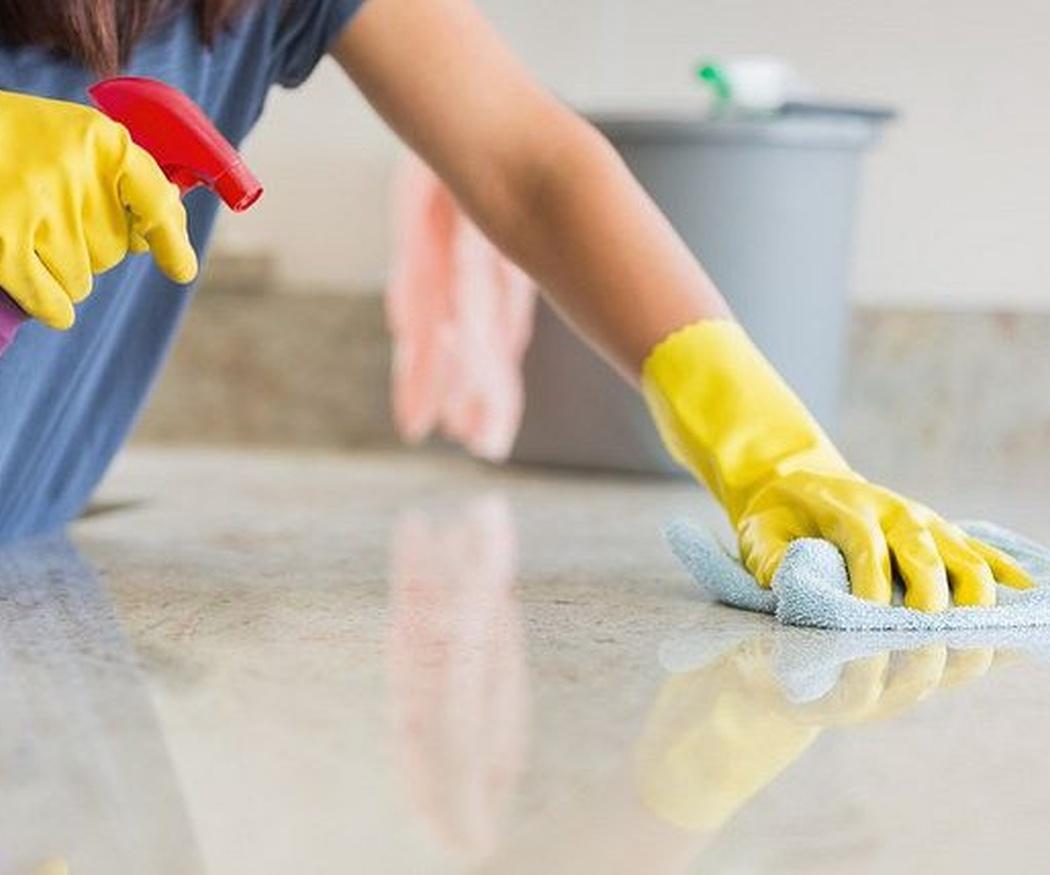 ¿En qué consiste la limpieza de mantenimiento?
