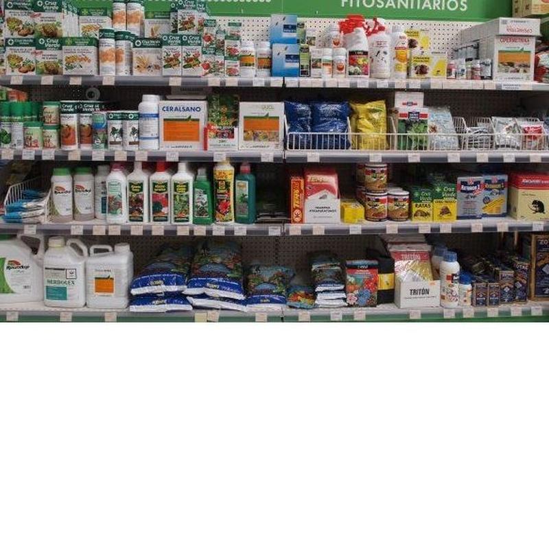 Productos fitosanitarios: Productos de Ferretería Baudilio