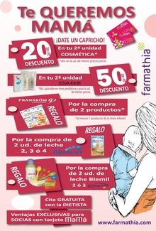 Promociones para Mamás