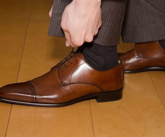 Zapatos de hombre: Zapatos, bolsos y complementos de Calzados Huellas