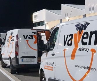 E-Commerce: Catálogo de Vayven Delivery