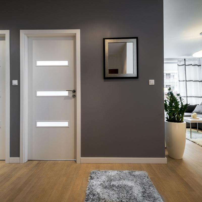Puertas invisibles: Servicios de FensterHaus