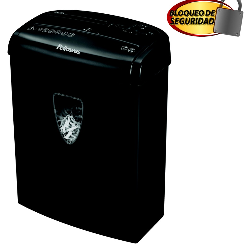 Destructora Fellowes H-8C