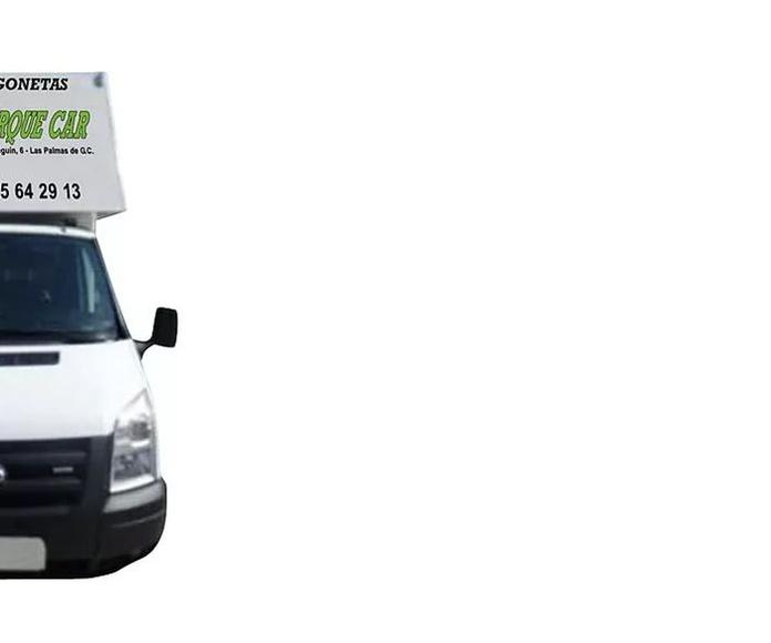 Furgoneta tipo paquetero: Vehículos y tarifas de Darque Car