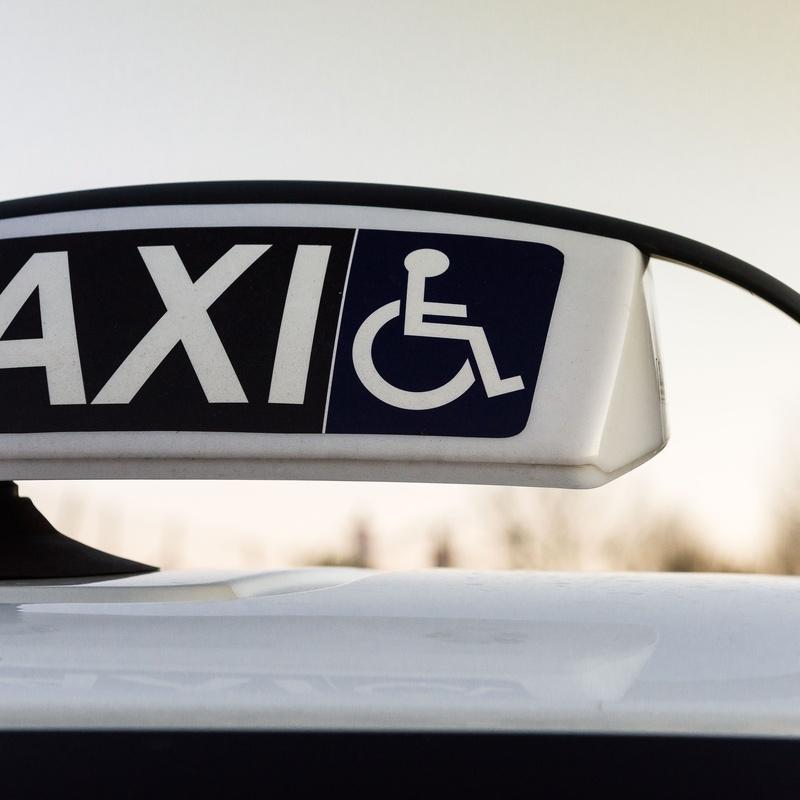 Vehículos adaptados: Servicios de Radio Taxi Torrejón