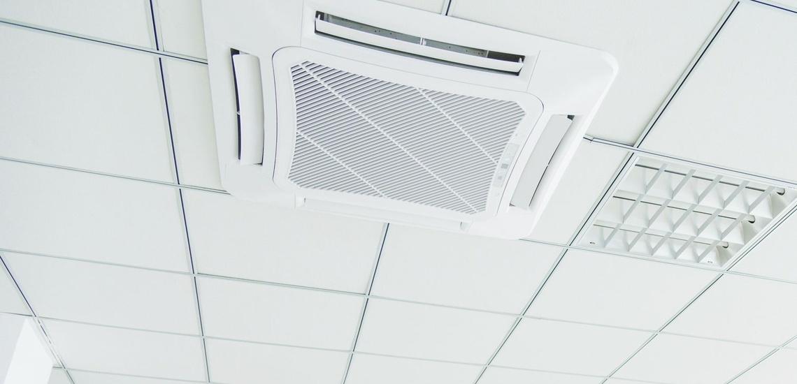 Empresa instaladora de aire acondicionado por conductos Sant Feliu de Llobregat