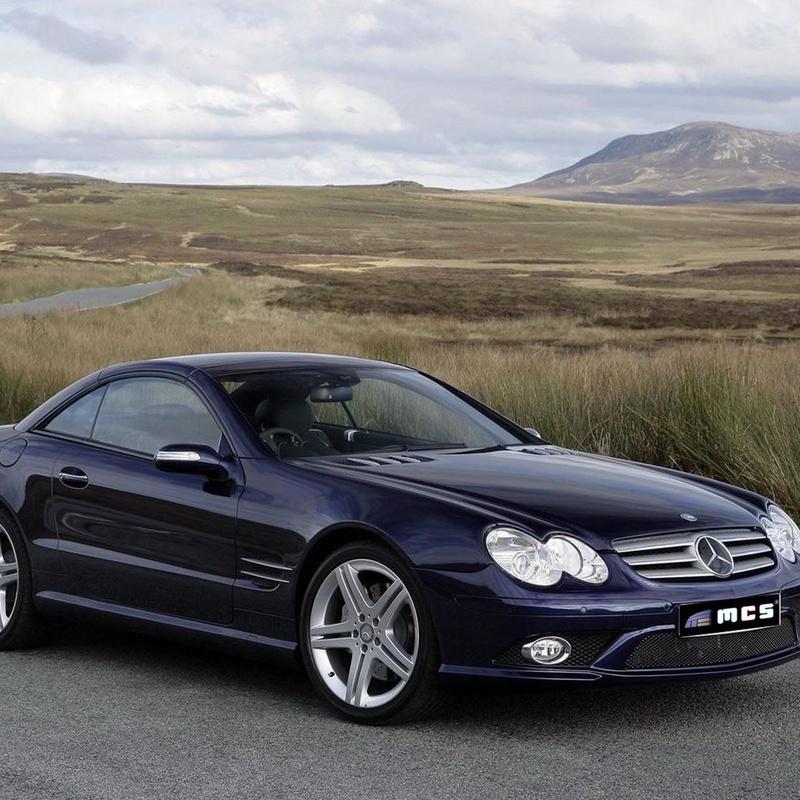 Fallo display cuadro error C249F SBC ABS Mercedes Benz SL R230 Mantenimiento freno